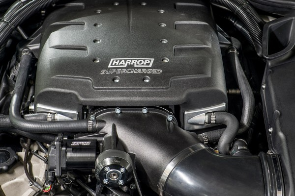 Installed Supercharger Harrop